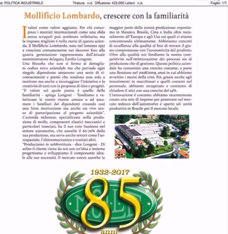 Notícia - Corriere della Sera